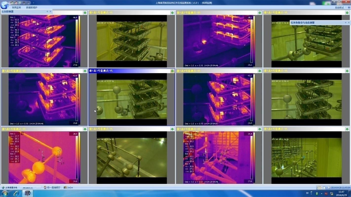 红外测温智能分析系统技术方案